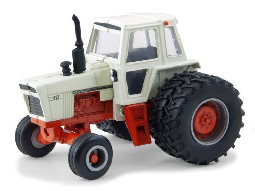 Ertl Case 1570 Diecast Tractor, 1:64-Scale front-830055