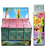 Disney Fairies Tinkerbell Magnetic Double Pencil Holder Pencil Box
