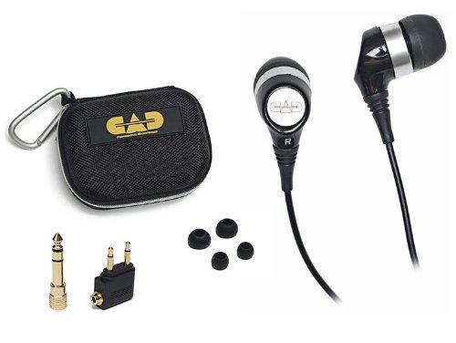 Cad Audio Nb1B Noise Isolating Earphones
