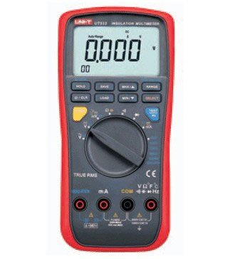 Insulation Tester UNI-T UT533