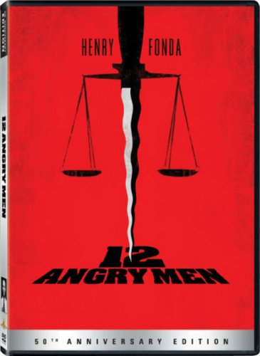 Cover art for  12 Angry Men (50th Anniversary Edition)