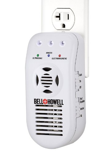 3-in-1 Ionic Pest Repeller
