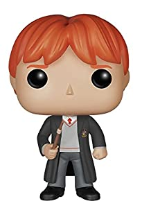 Amazon.com: Funko POP Movies: Harry Potter Ron Weasley Action Figure