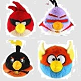 Angry Birds Space 5-Inch 4Pc Bird