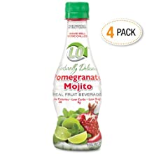 Lo Pomegranate Mojito 4 Pack