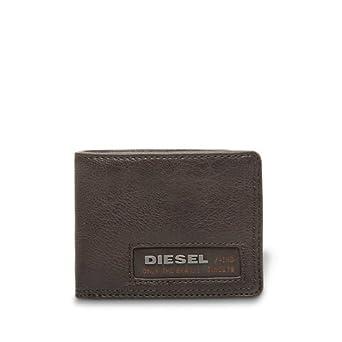 Diesel portefeuilles homme portefeuille marron neela xs taille unique - Porte monnaie homme diesel ...