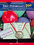 img - for KJOS First Performance Plus Bassoon/Trombone/Baritone B.C. Book book / textbook / text book