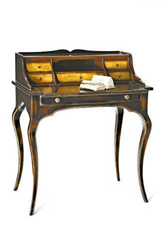 Consol scrivania in legno massello