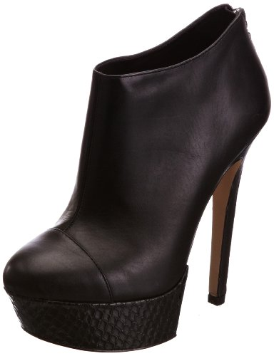 Carvela Women's Santana Black Platforms Boots 3583800109 5 UK