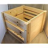 LP Record Storage Crate