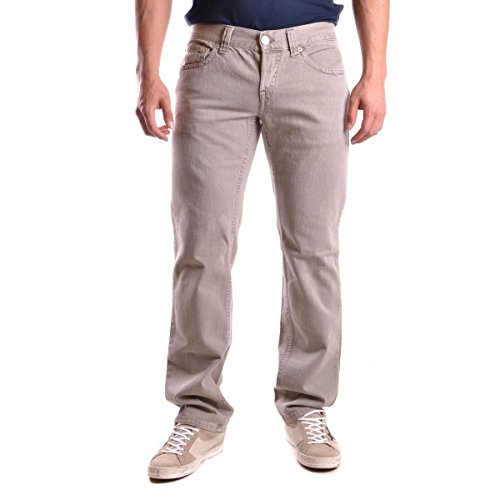 Jeans pt1622 John Richmond Uomo 34 Grigio