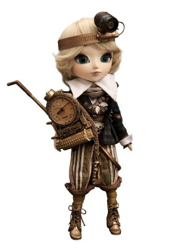 41%2BQ3jJmaRL Buy  Pullip Dolls Isul Steampunk Apollo 11 Fashion Doll