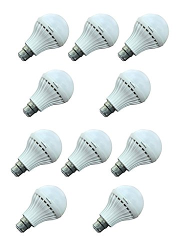 VarniRaj-Microfiber-7W-LED-Bulbs-(White,-Pack-of-10)