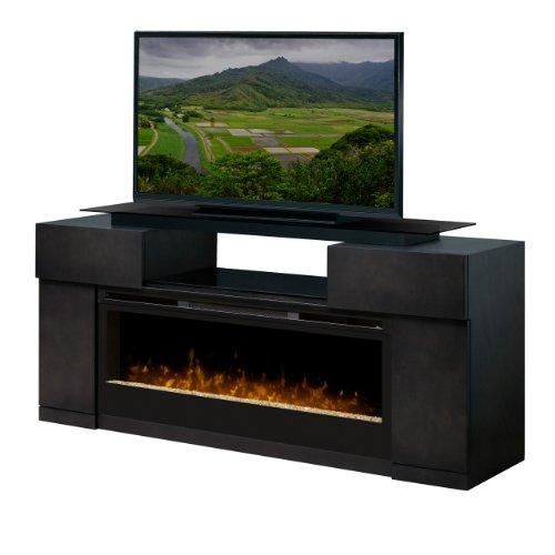 Dimplex Concord 73-inch Electric Fireplace Media Console - Gray - Gds50-1243sc picture B009IIU7LC.jpg