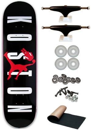 Girl Eric Koston Frost Jam Complete Skateboard Deck New On Sale