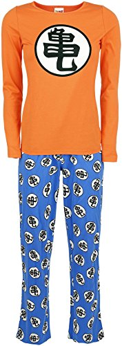 dragon-ball-z-kame-pyjama-orange-bleu-l