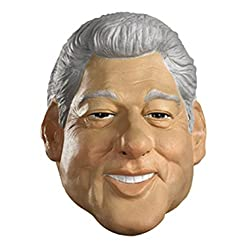 Bill Clinton Mask Costume