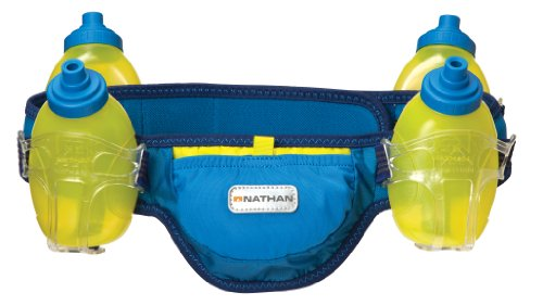 Nathan Speed 4R Hydration Belt, Blue, Small