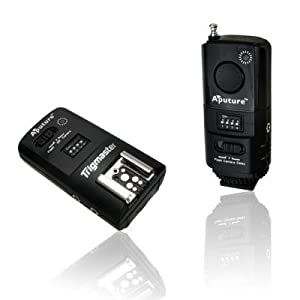 Blitzauslöser Aputure Trigmaster MX3L für Olympus EP1 EP2 E30 E620 E450 E520 E420 E510 E410 SP-570UZ SP-560 UZ SP-550 UZ SP-510 UZ wie RF-602