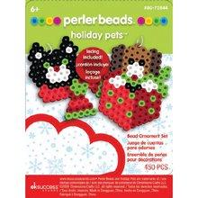 Perler Fuse Bead Activity Ornament Kits - Pets