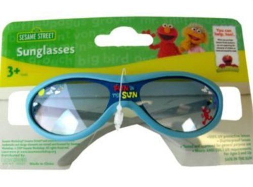Blue Sesame Street Kids Toy Sunglasses