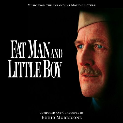 Original album cover of Fat Man And Little Boy (Limited Edition) by Ennio Morricone