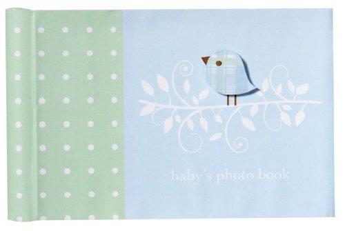 Pepperpot Baby Brag Book, Sweet Tweets Boy front-607126