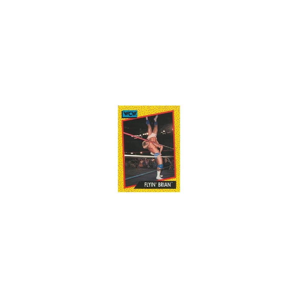 1991 WCW Impel Wrestling Trading Card #63  Brian Pillman