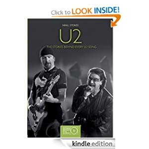 U2 (Stories Behind the Songs) [Kindle Edition]