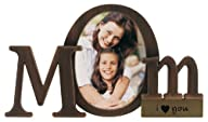 Malden Bronze Script Mom Picture Fram…