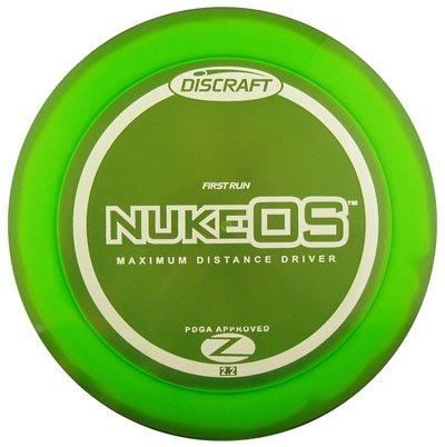 Discraft Elite-Z Nuke OS Disc Golf Driver sport elite se 2450
