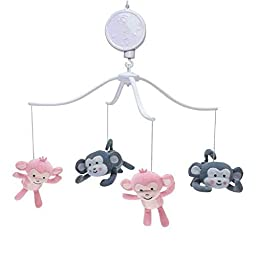 Pinkie Musical Mobile