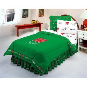 Nascar Bed in a Bag - Complete Racer Bedding ensemble