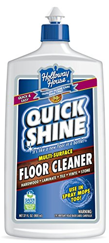 Best Price Quick Shine Multi-Surface Floor Cleaner, 27-Ounce