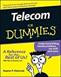 img - for Stephen P. Olejniczak: Telecom for Dummies (Paperback); 2006 Edition book / textbook / text book