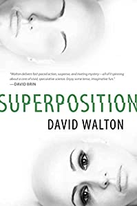 Superposition by David Walton ebook deal