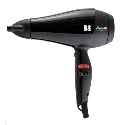 Bi Ceriotti Italian Professional Hair Dryer, Black (2500 W Hair Dryer compare prices)