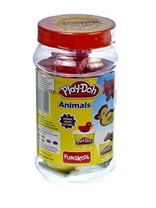 Funskool Play Doh Animals