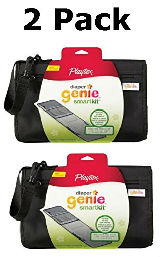 Diaper Genie On-the-Go Diaper Changing Kit ( Pack of 2) - 1