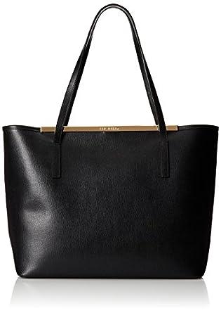 Ted Baker Black Leather Shoulder Bag 72