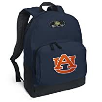 Auburn Backpack Navy Blue Auburn Tigers for Travel or School Bags - Best Unique Gifts For Boys Girls Adults College Students Men or Ladies