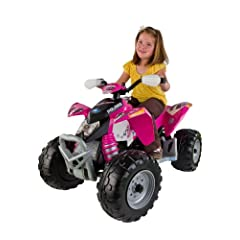 Peg Perego Polaris Outlaw - Pink by Peg Perego