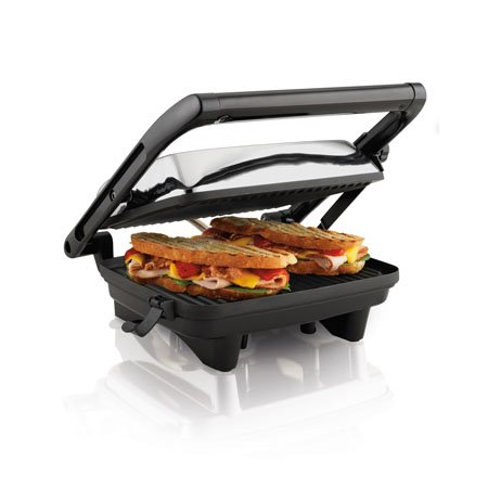 Panini Press Gourmet Sandwich Maker-25460