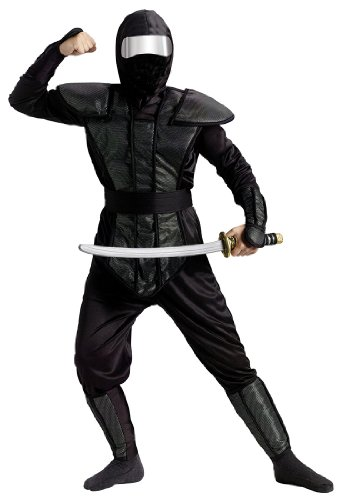 Holiday Times Unlimited Inc Men's Haunted Mirror Ninja Costume