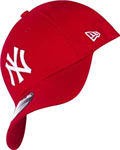 New Era 39Thirty Flexfit Casquette - NY YANKEES rouge / blan