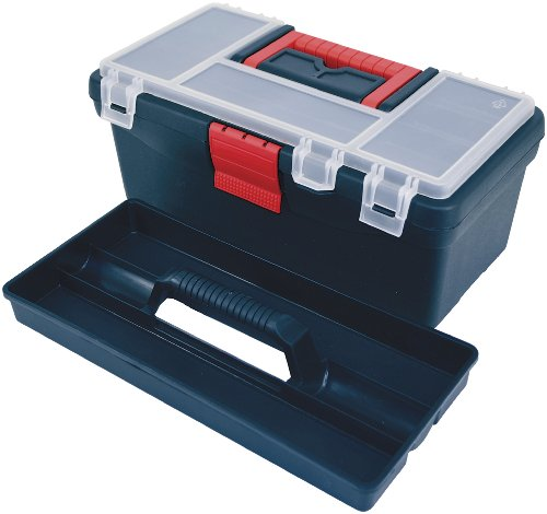 Pro Art 12-1/2-Inch Art Box, Black (Painting Toolbox compare prices)