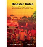 img - for [(Disaster Rules)] [Author: Timothy J. Hodgetts] published on (December, 2010) book / textbook / text book