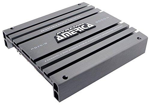 Pyramid PB2518 3,000-Watt 2-Channel Bridgeable Mosfet Amplifier