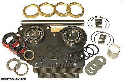 Ford Toploader 4 Speed Transmission Rebuild Kit, BK135WS-MASTER (Transmission Rebuild Kit Ford compare prices)