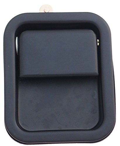 Depo 333-50011-122 Jeep Wrangler Front Driver Side Replacement Exterior Door Handle (Jeep Door Pull Handles compare prices)
